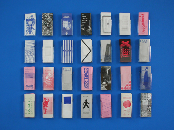 Peoples Pamphlets Exhibition 09